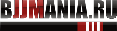 BJJ Mania logo