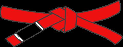 Красный пояс по Джиу-Джитсу
