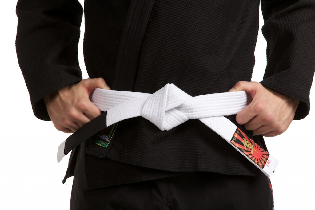 5 советов белым поясам