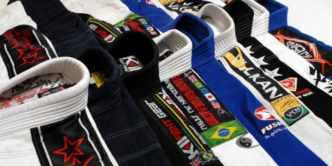 Кимоно для Бразильского Джиу-Джитсу