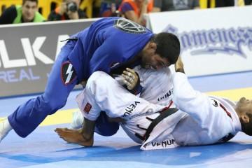 Andre Galvao vs Leandro Lo