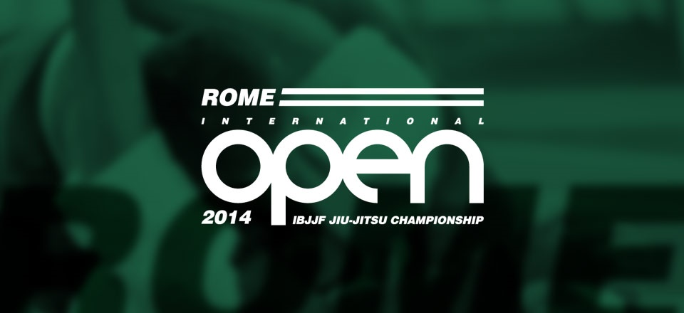 Rome 2014 Open IBJJF