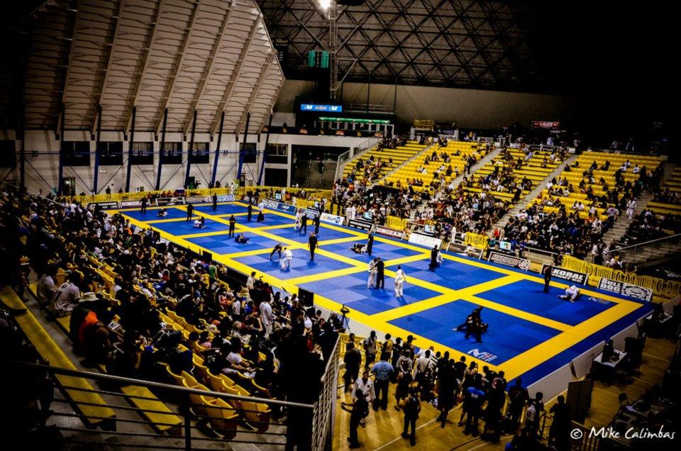 Чемпионат Мира по Джиу-Джитсу 2014