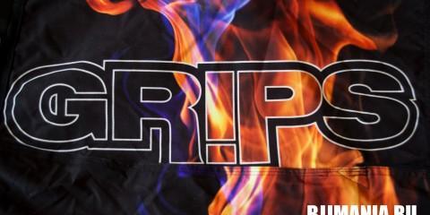 Шорты Grips Athletics Jarama Flame