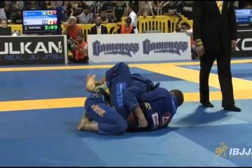 Чемпионат мира по Джиу-Джитсу 2014: видео схваток!