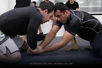 Марсело Гарсия роллится с Браулио Эстимой