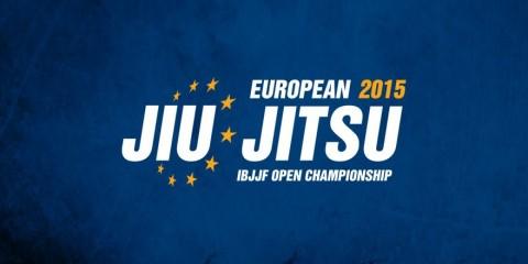 Чемпионат Европы по Бразильскому Джиу-Джитсу 2015
