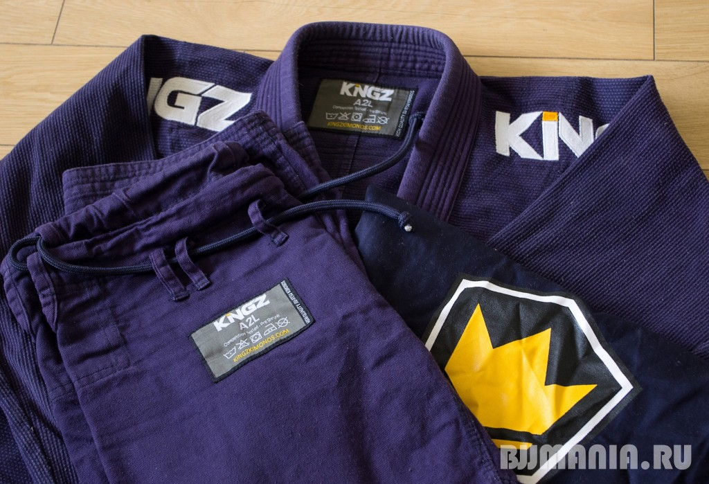 Кимоно Kingz 450 COMP V4