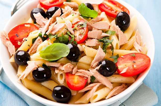 pasta---Italian-Tuna-and-Tomato-Penne-Pasta-recipes