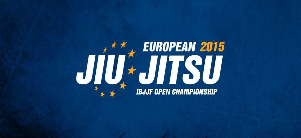 Чемпионат Европы IBJJF 2015