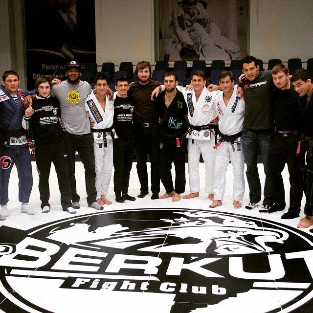 Berkut Grozny City Jiu-Jitsu Open