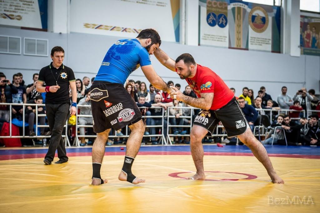 Аюб Магомадов vs Рустам Чсиев