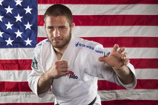 Travis-Stevens-Judo