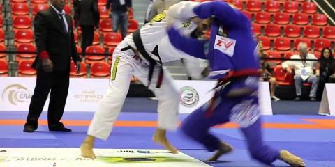 Хайлайт турнира Abu Dhabi Grand Slam Rio