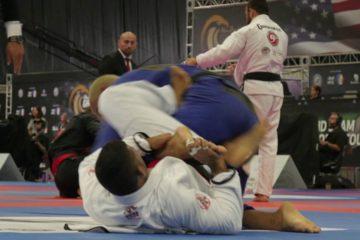 Abu Dhabi Grand Slam LA: хайлайт первого дня