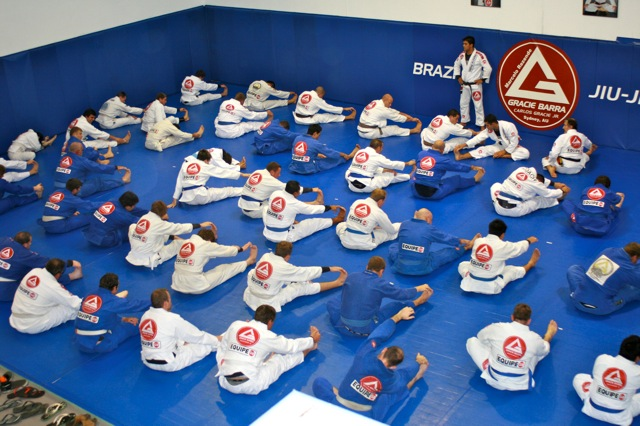 gracie barra