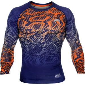 rashgard-venum-tropical-compression-t-shirt-blue-orange