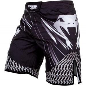 shorty-venum-shockwave-fight-shorts-black-grey
